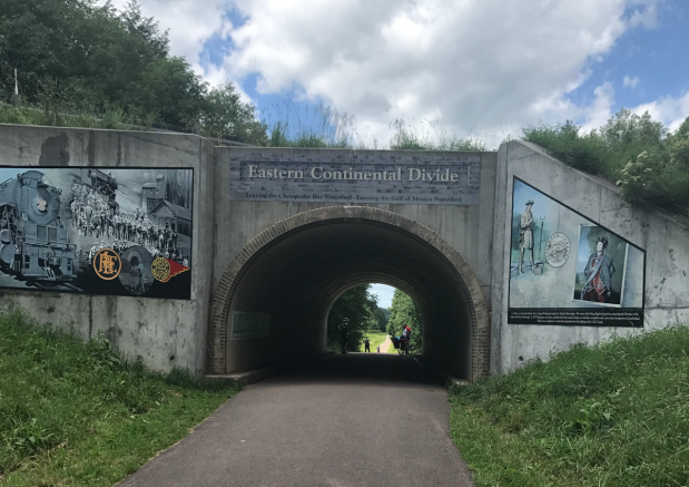 Review the Greater Allegheny Passage